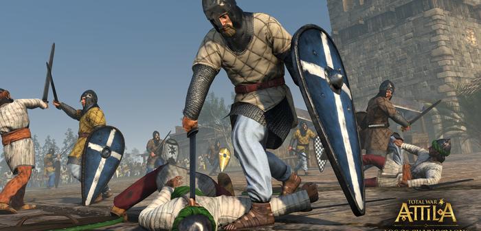 TTW Attila : L'Âge de Charlemagne : un historien parle du jeu
