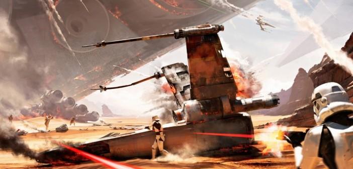 Un premier bilan positif des ventes pour Star Wars Battlefront !