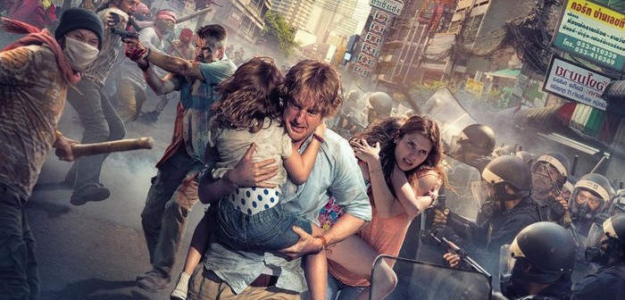 [Critique DVD] No Escape et pourtant on essaye