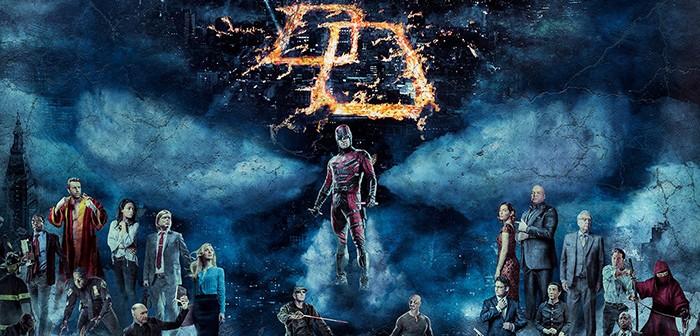 Daredevil : la saison 2 s'offre un trailer en fresque !