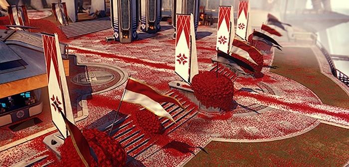 Destiny prépare sa Saint Valentin avec le Crimson Doubles !