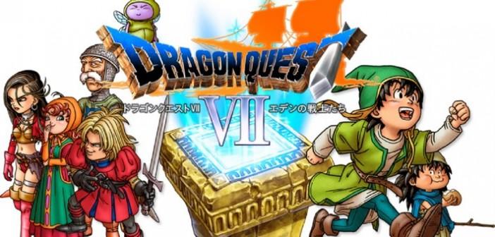 Dragon Quest VII : une date de sortie approximative en Amérique !