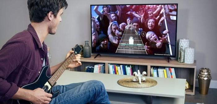 """Def Leppard """"Dangerous"""" arrive en exclu dans Guitar Hero"""
