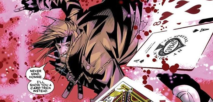 Gambit posera ses cartes à la Nouvelle-Orléans en mars !