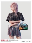 Lightning prend encore la pose pour Louis Vuitton_