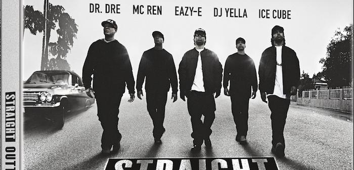 [Critique DVD] À Straight Outta Compton, on roule des mécaniques