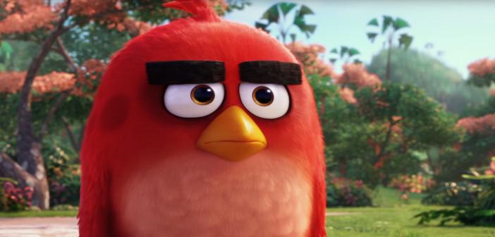 Une nouvelle bande-annonce pour Angry Birds