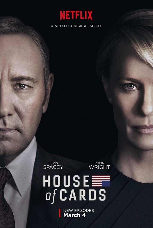 House of Cards : Frank vs Claire Underwood dans un long teaser