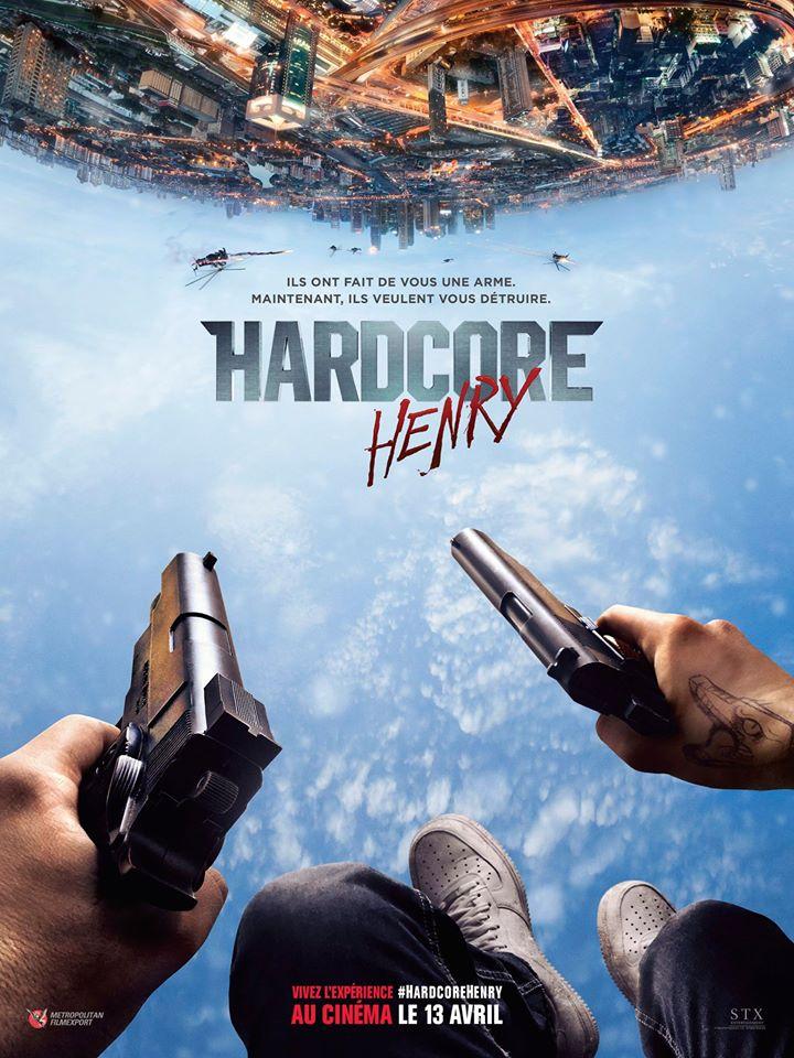 Hardcore Henry : la bande-annonce d'un FPS cinématographique