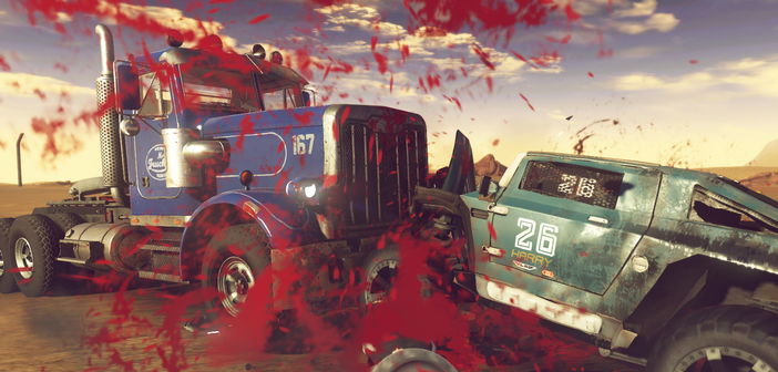 Carmageddon: Max Damage amène son carnage sur consoles !