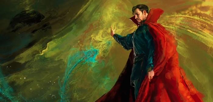 Doctor Strange se dévoile en costume en plein tournage !