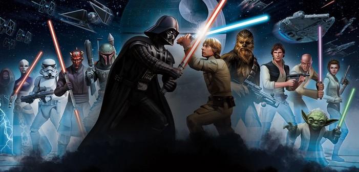 Maître Yoda cette semaine dans Star Wars !