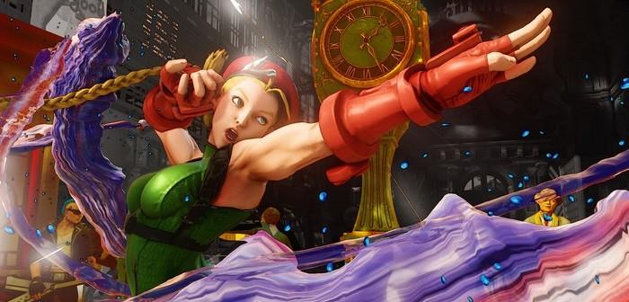 Street Fighter V : disponible sur PS4 et PC avec une vidéo !
