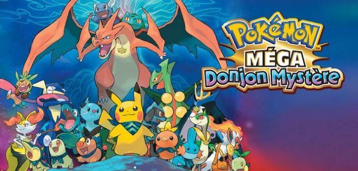 [Test] Pokémon Méga Donjon Mystère, un retour aux sources audacieux !