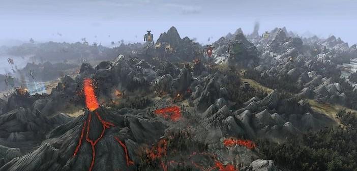 Total War Warhammer la Grande Campagne Empire en vidéo