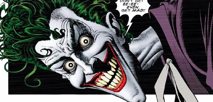 Un concept-art pour le Joker de The Killing Joke !