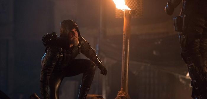 Un vieux Green Arrow dans Legends of Tomorrow !