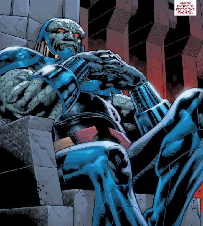 Justice League : on connaît leur adversaire