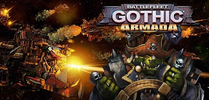 Battlefleet Gothic : Armada, l'arrivée fracassante des Orks !