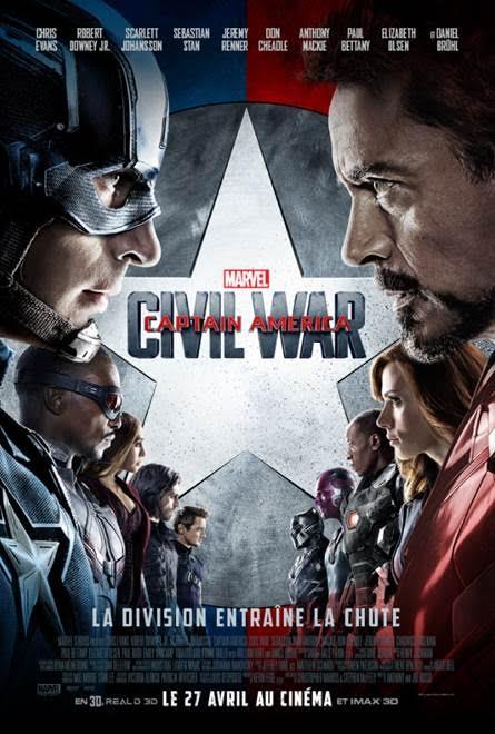 Captain America : Civil War : la bande-annonce avec un invité surprise