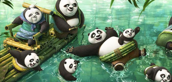 [Critique] Kung-Fu Panda 3, classique retour aux sources