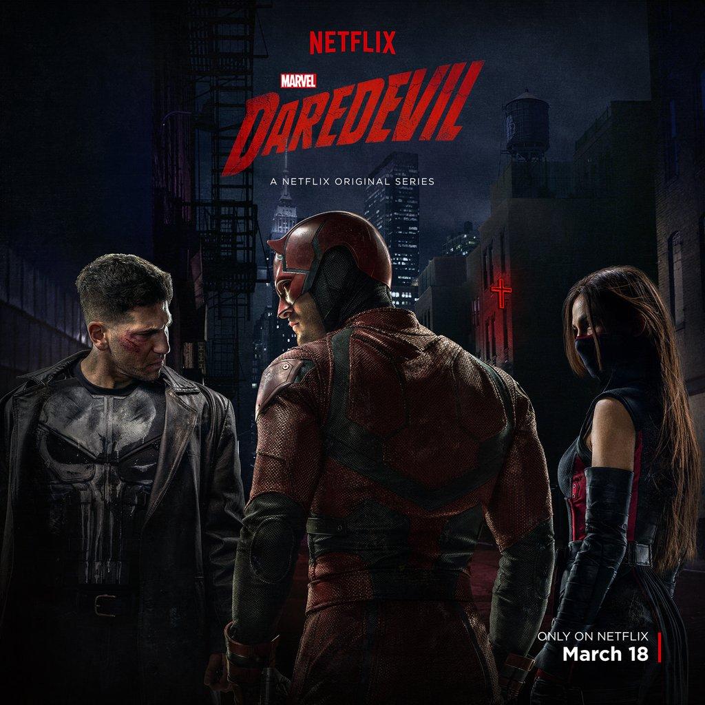 Le costume du Punisher dévoilé dans une affiche !