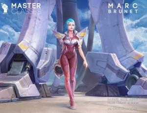 Master Classes d'IAMAG avec 16 artistes de Disney à Blizzard