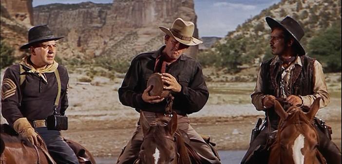 [Critique Blu-ray] L'Or de MacKenna, quand le western se transforme en montagnes russes