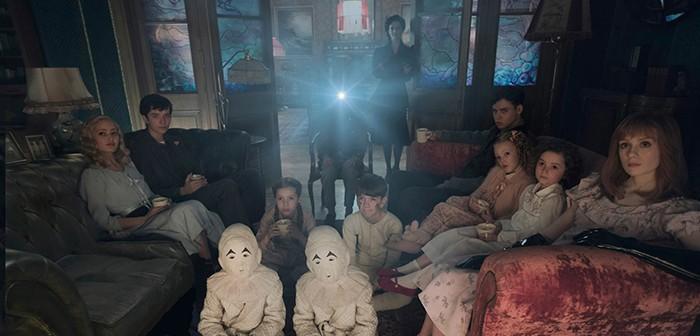 Miss Peregrine et les Enfants Particuliers : un premier trailer !