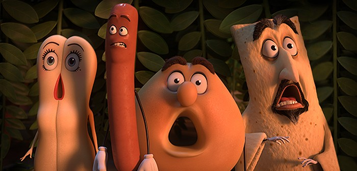 Sausage Party : le trailer red-band déjanté de Seth Rogen !