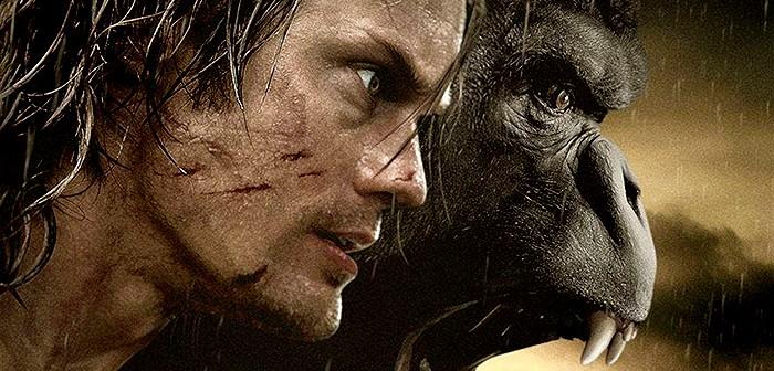 Tarzan : un 2e trailer épique au cœur de la jungle !