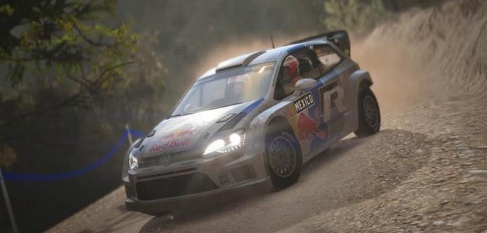 [Test] Sebastien Loeb Rally Evo dérapage non contrôlé...