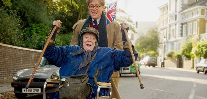 [Critique] The Lady In The Van : gloire à Maggie Smith