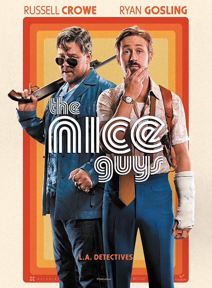 The Nice Guys reviennent dans un long trailer déjanté !