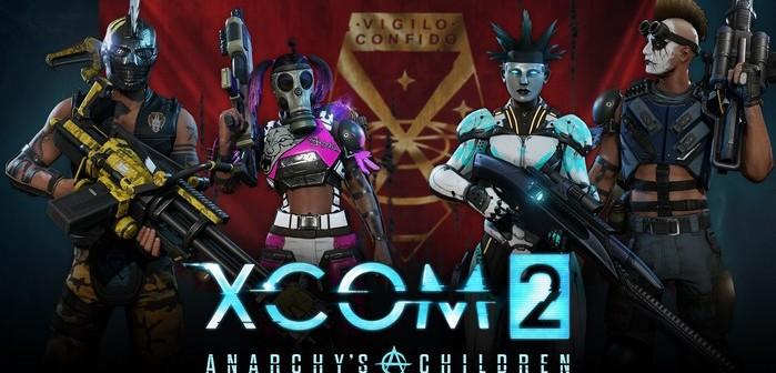 """Xcom2 """"Enfants de l'anarchie"""" de sortie le 17 mars !"""