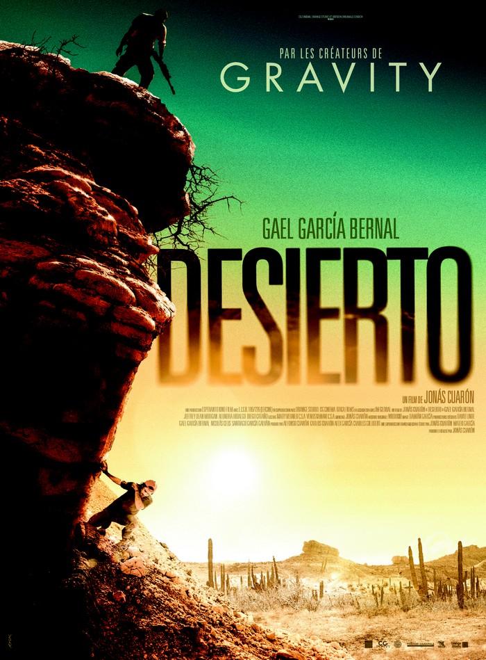 [Concours] Desierto : 5x2 places de ciné à gagner