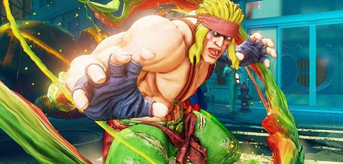 Une grosse mise à jour pour Street Fighter V