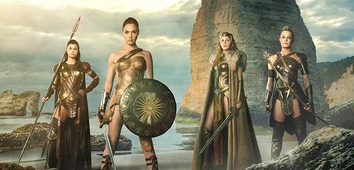 Wonder Woman : une première photo des Amazones