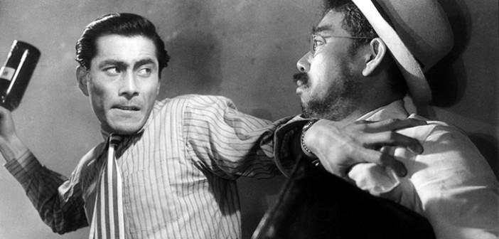 [Critique DVD] L'Ange ivre, premier film personnel de Kurosawa