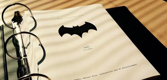 Batman : The Tellate Serie, les premières infos