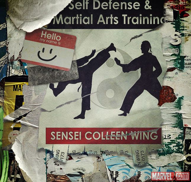 La série Iron Fist a trouvé sa Colleen Wing