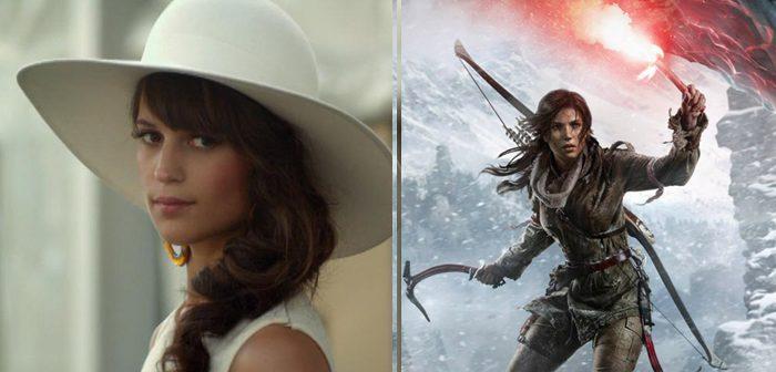 Alicia Vikander est la nouvelle Tomb Raider !
