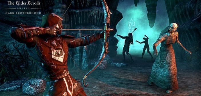 Dark Brotherhood, le DLC de TESO se précise et dévoile une date