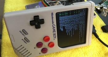 Les gamers en ont rêvé, cet américain l'a fait : l'ultime Game Boy Zero !
