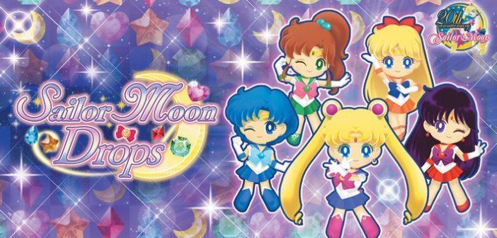 Sailor Moon et ses guerrières arrivent sur mobiles !