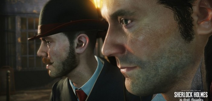 Sherlock Holmes: The Devil's Daughter illustre son gameplay !