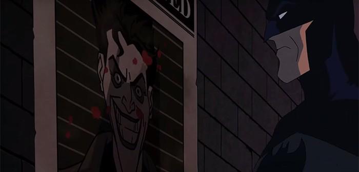 The Killing Joke : un trailer qui rigole pas !