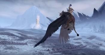 Total War Warhammer : contemplez les Guerriers du Chaos !
