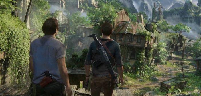 Uncharted 4 : le « Trailer final » avant la sortie !