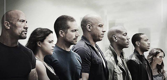 Vin Diesel dévoile l'affiche de Furious 8 !